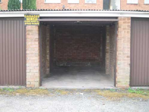Coventry Garage Rentals Cheylesmore